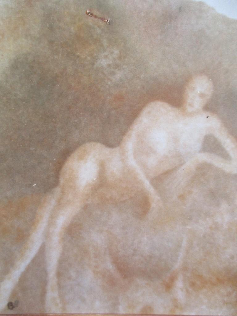 Femme-oil on canvas-50x60cm